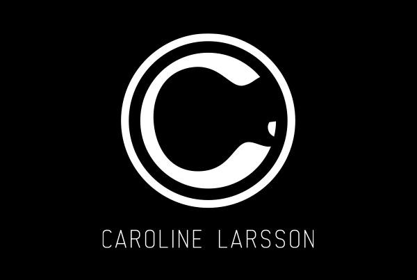 Logotyp Caroline Larsson