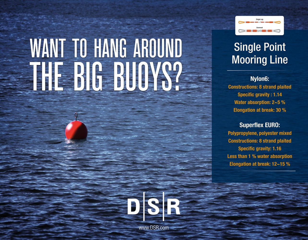 Mässmonterdesign för DSR av Bullit reklambyrå